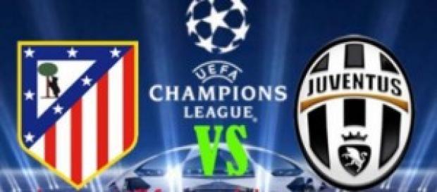 Atletico Madrid-Juventus, 1 ottobre alle 20:45