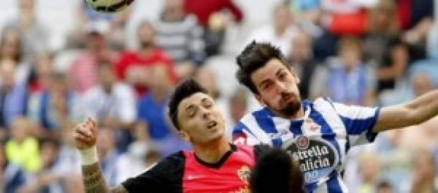Imagen del Deportivo-Almería