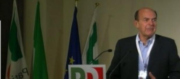 L'intervento di  Bersani in Direzione Pd