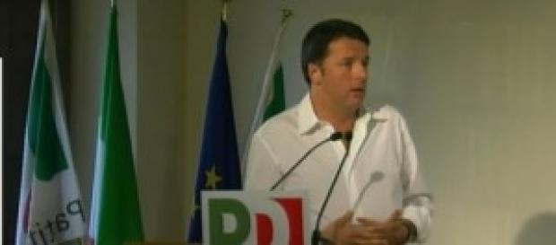 Renzi in Direzione Pd del 29 settembre 2014