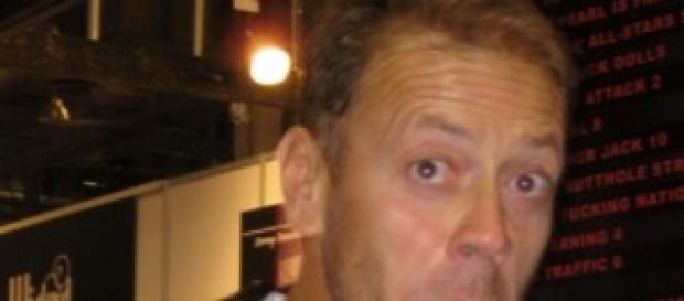 Rocco Siffredi attore di film a luci rosse