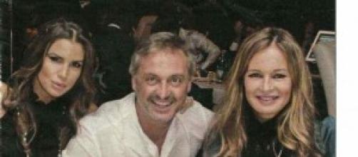 Claudia Galanti e Tommaso Buti; è amore?
