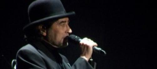 Joaquín Sabina estará en Buenos Aires.