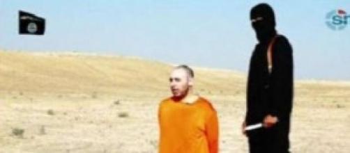 Nuovo video dell'Isis, decapitato Steven Sotloff