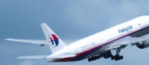 Un aereo della Malaysia Airlines