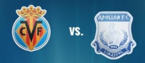 Europa League gruppo A, giovedì 2 ore 21:05