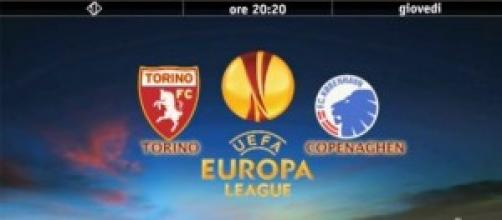 Europa League, Torino-Copenaghen giovedì 2 ottobre
