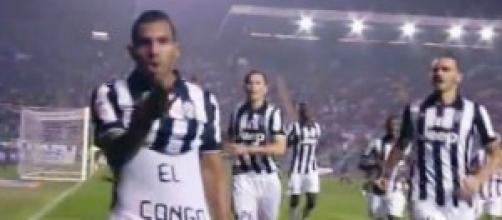 Tevez sarà decisivo in Atletico Madrid-Juve?
