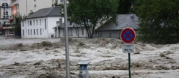 La furie des éléments dans le Sud de la France