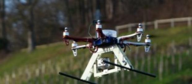 La utilidad de los drones en la vida diaria
