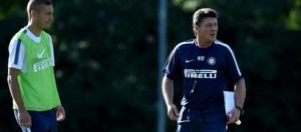 Walter Mazzarri allenatore dell?inter