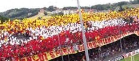 Benevento-Catanzaro big match di Lega Pro girone C