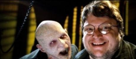 Del Toro buscando los nuevos genios del terror.