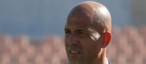 Gigi Di Biagio, allenatore dell'Italia U21