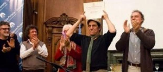 Horacio Fontova en la Legislatura Porteña