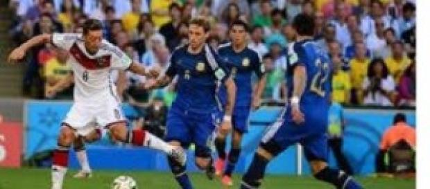 L'Argentina stende la Germania