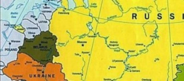 Russia e Ucraina, i confini sono in pericolo.