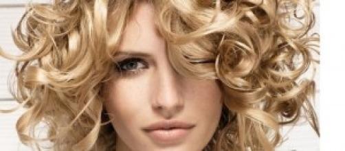 Nuovi tagli x capelli ricci