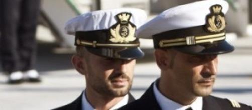 Salvadore Girone e Massimiliano Latorre i due marò