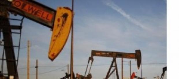 Impianto di trivellazione per uso di gas di Scisto
