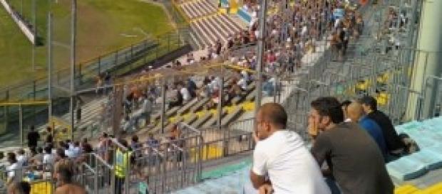 Calcio Juve Stabia-Matera 6 settembre