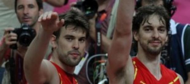Dos de las estrellas de España.