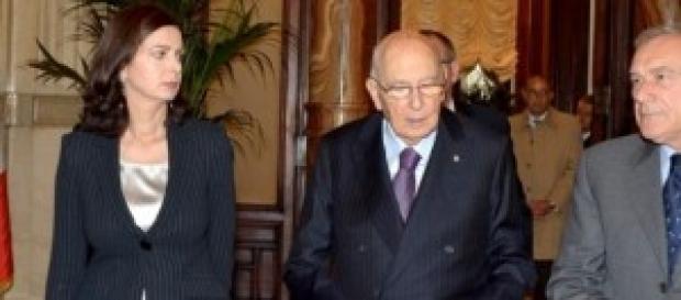 Indulto e amnistia: Grasso, Boldrini, Napolitano