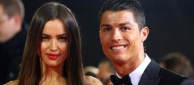 Irina spinge per Cristiano Ronaldo al Psg.
