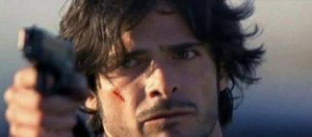 Marco Bocci, volto di Domenico Calcaterra
