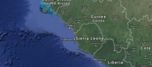 África Ocidental - surto de ébola
