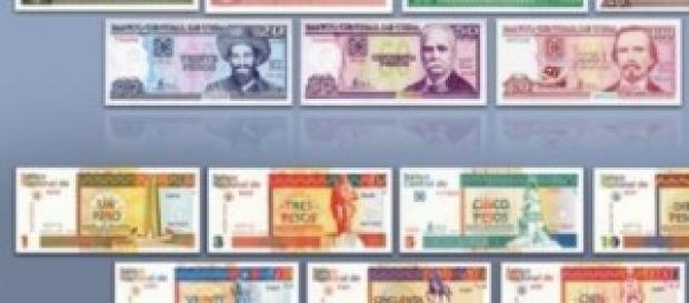 En Cuba circulan dos monedas