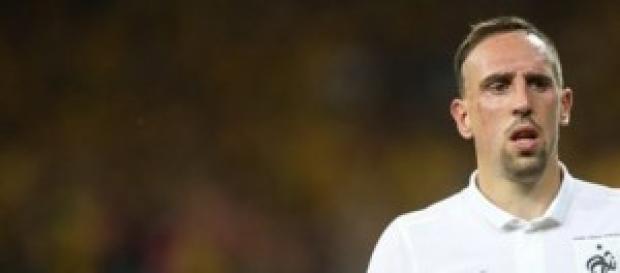 Franck Ribéry se retira de la Selección Francesa