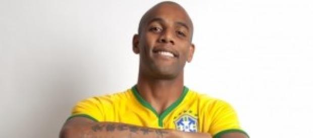 L'ormai ex terzino del Brasile, Maicon