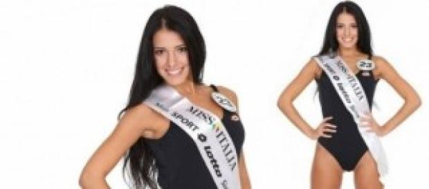 Miss Italia della 75^ edizione Clarissa Marchese.