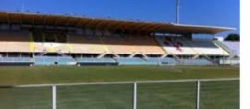 Lo stadio Franchi di Firenze