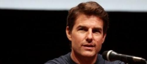 Tom Cruise en la Comic Con  de San Diego de 2013.