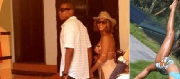 Beyonce e Jay-Z in vacanza a Portofino