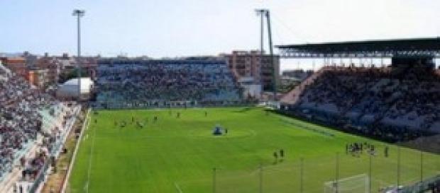 Calcio FeralpiSalò-Pordenone 10 settembre 2014