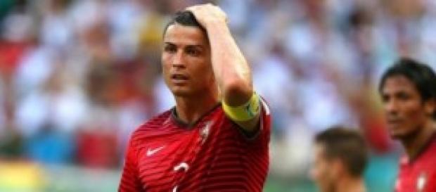Cristiano Ronaldo stella del calcio Mondiale
