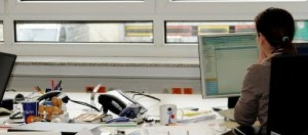Trabajar sentado trae problemas de salud