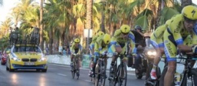 Contador porta verso la vittoria la Tinkoff Saxo