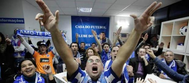 Adeptos podem ir à boleia ver o FC Porto jogar