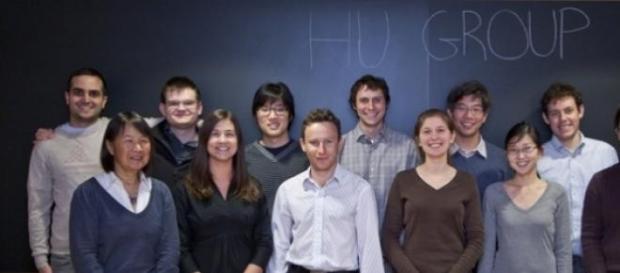 Equipo de investigación de Evelyn Hu en Harvard