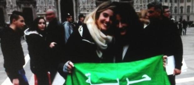 Greta e Vanessa, volontarie rapite in Siria