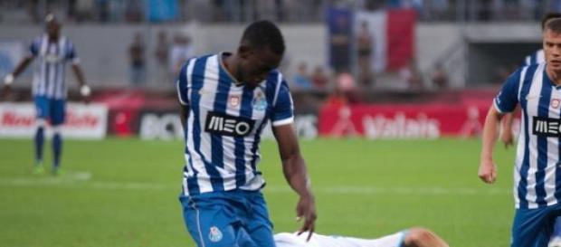 Jackson Martinez chegou ao Porto em Julho de 2012.