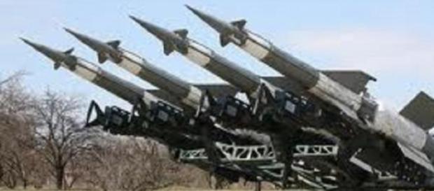 Missiles S 125 fabriqués en Russie
