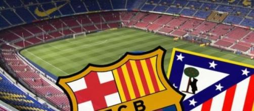Barcellona-Atletico Madrid, è sfida al Real
