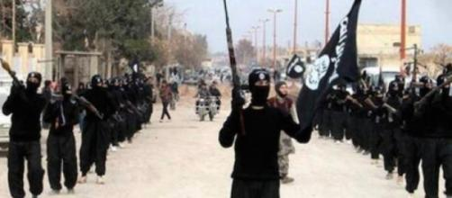 ISIS (Foto: New York Times)
