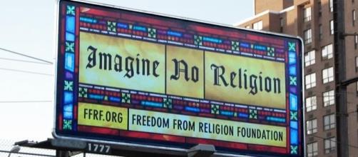 La religión puede llevar a cualquier cosa