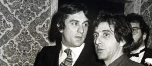 Robert de Niro y Al Pacino
